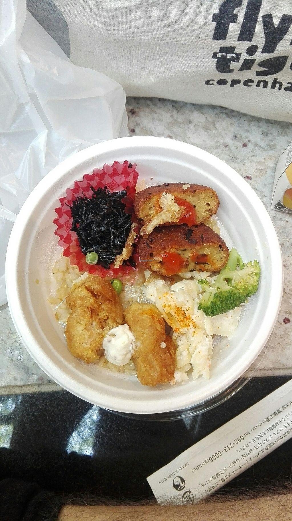 Macrobiotic dining