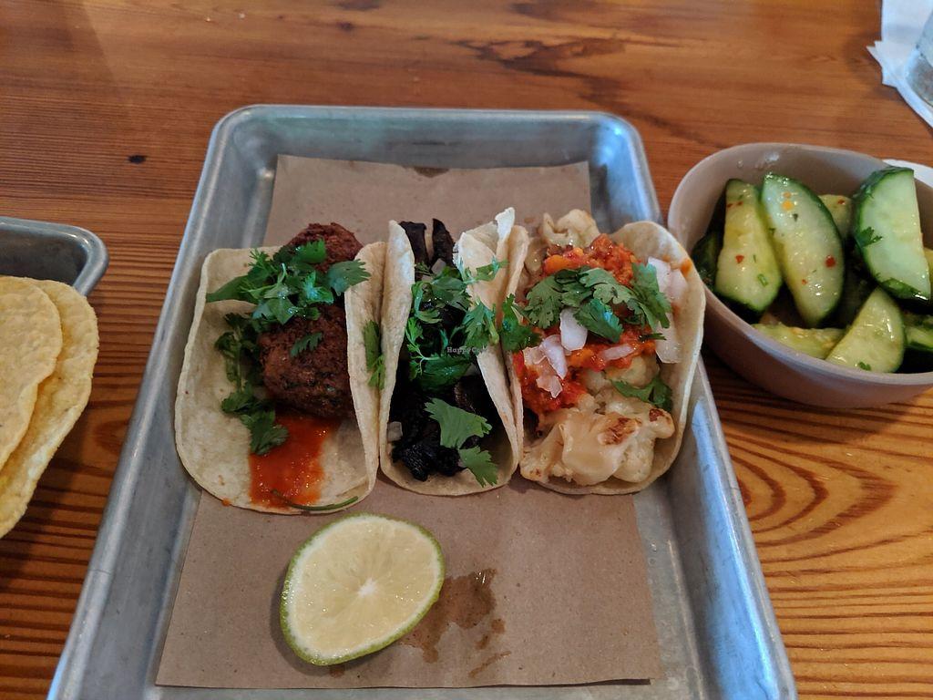 Bar Taco - Reston Virginia Restaurant - HappyCow