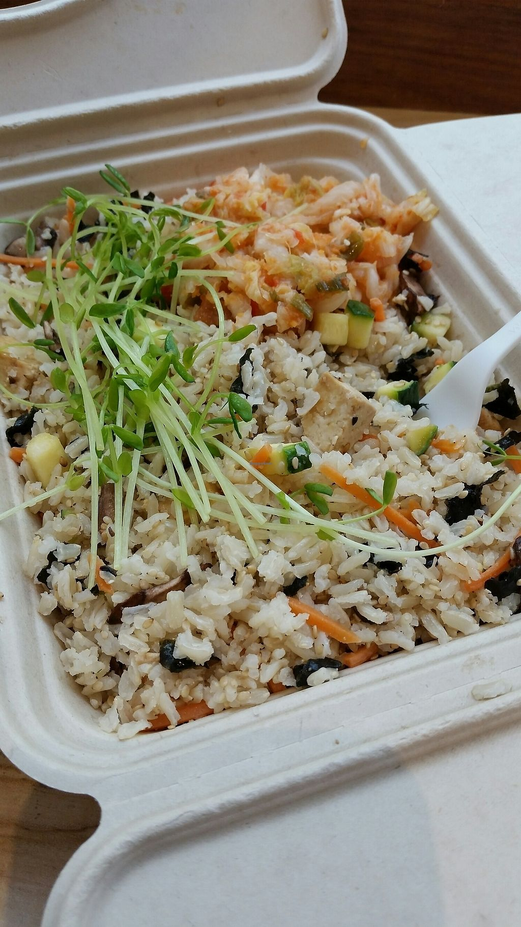 CLOSED: Naked Lunch - Arlington Virginia Restaurant - HappyCow