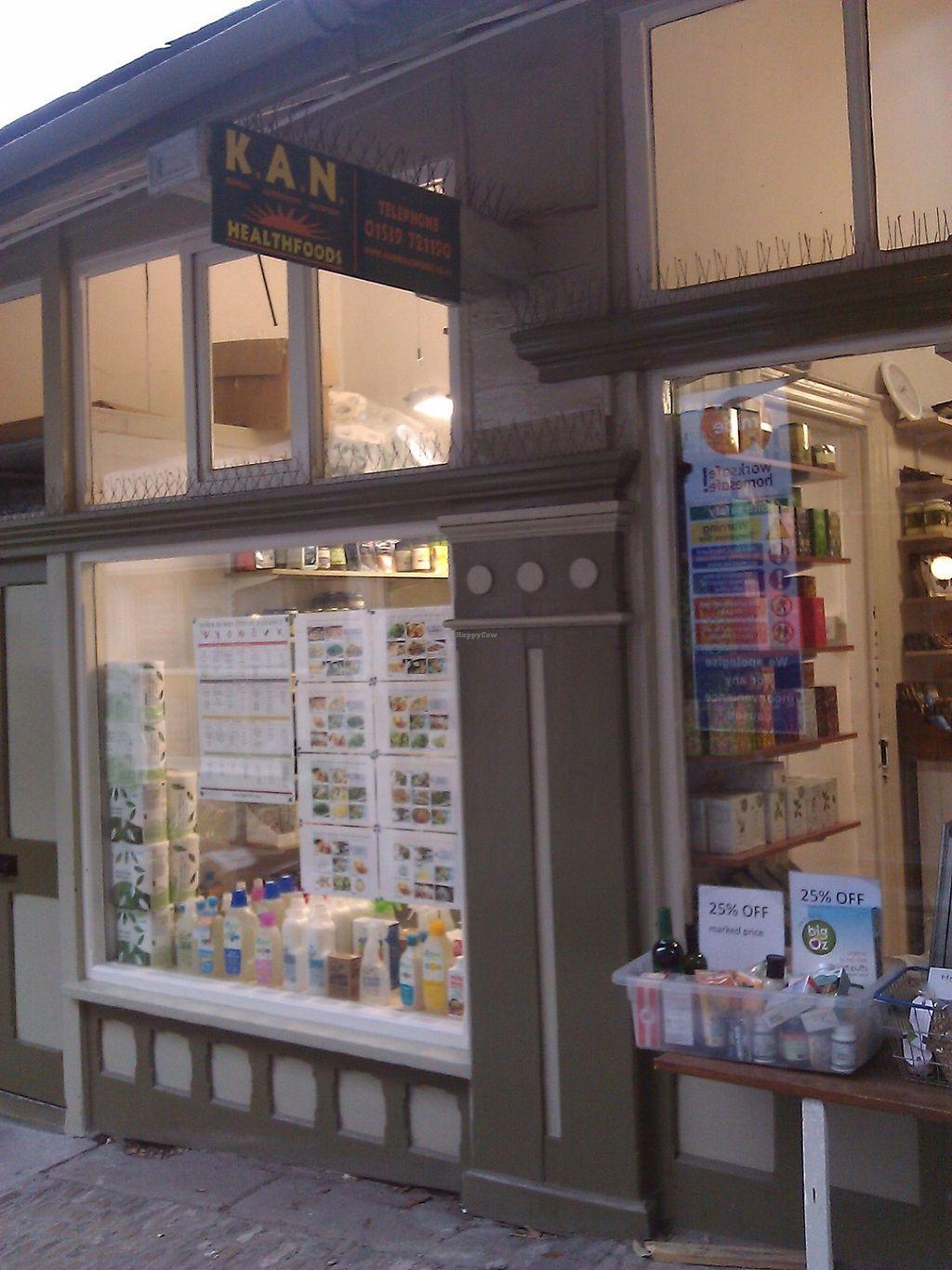 Closed Kan Healthfoods Kendal Health Store Happycow