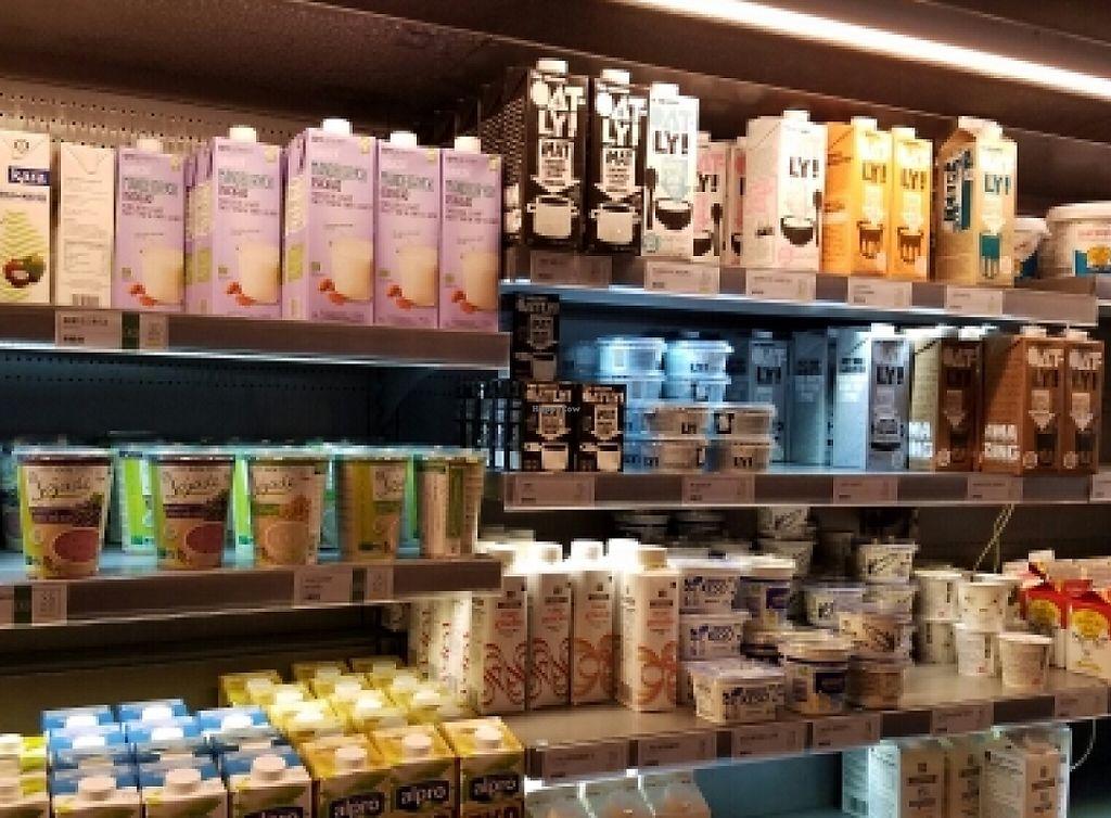 vegan store stockholm