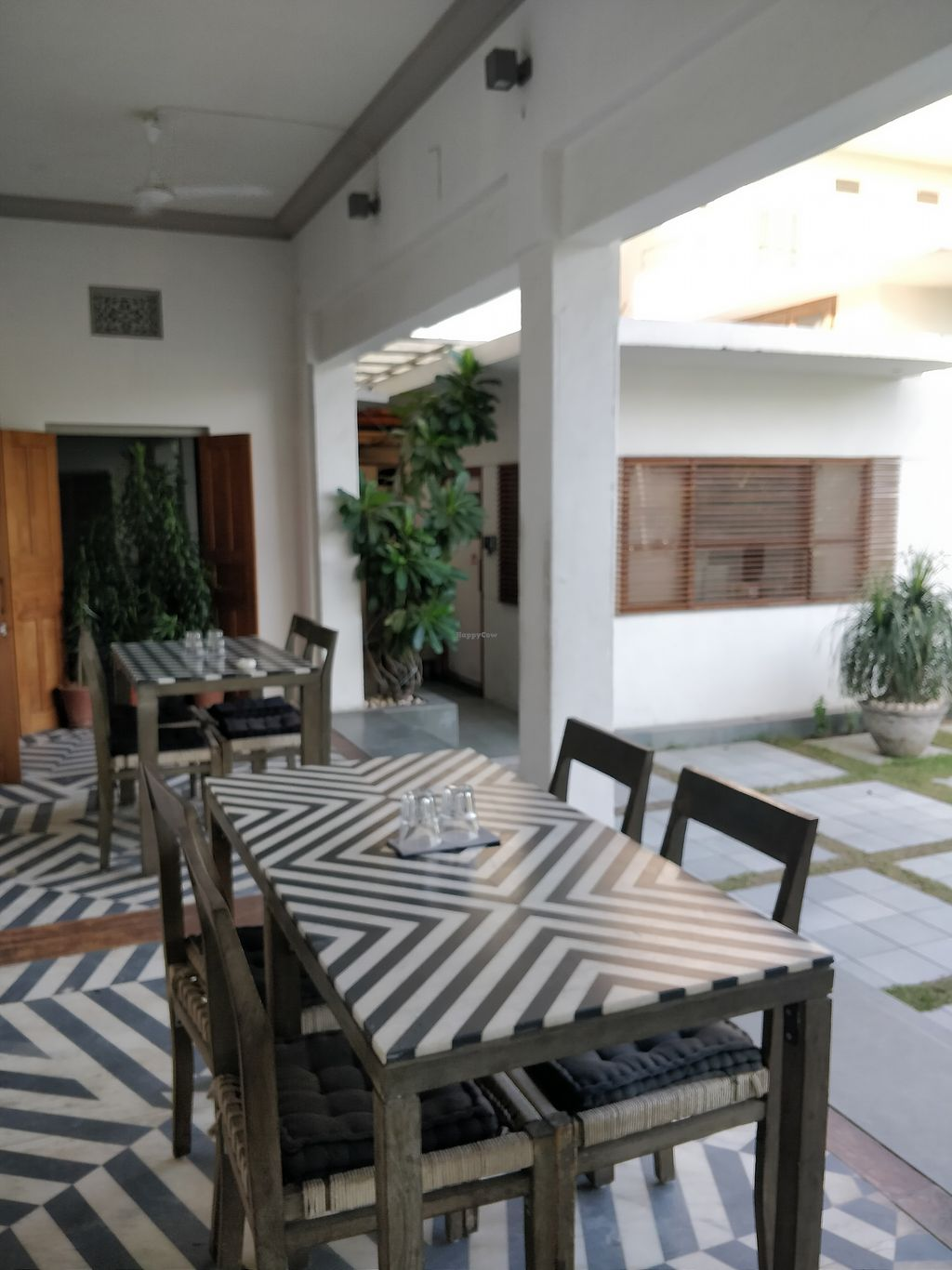 Beautiful and simple architecture at the kitchen at jaipur modern in jaipur