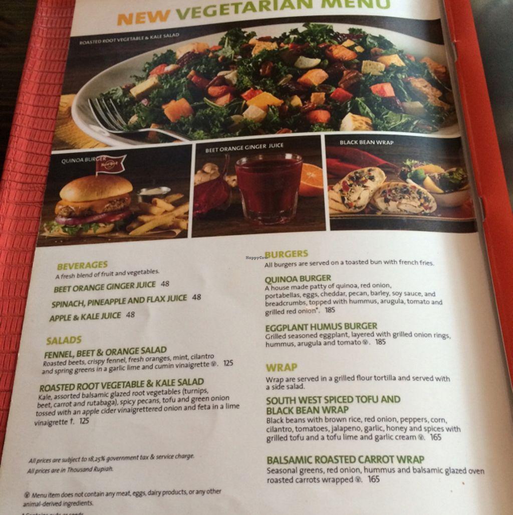 Hard Rock Cafe Kuta Bali Restaurant Happycow