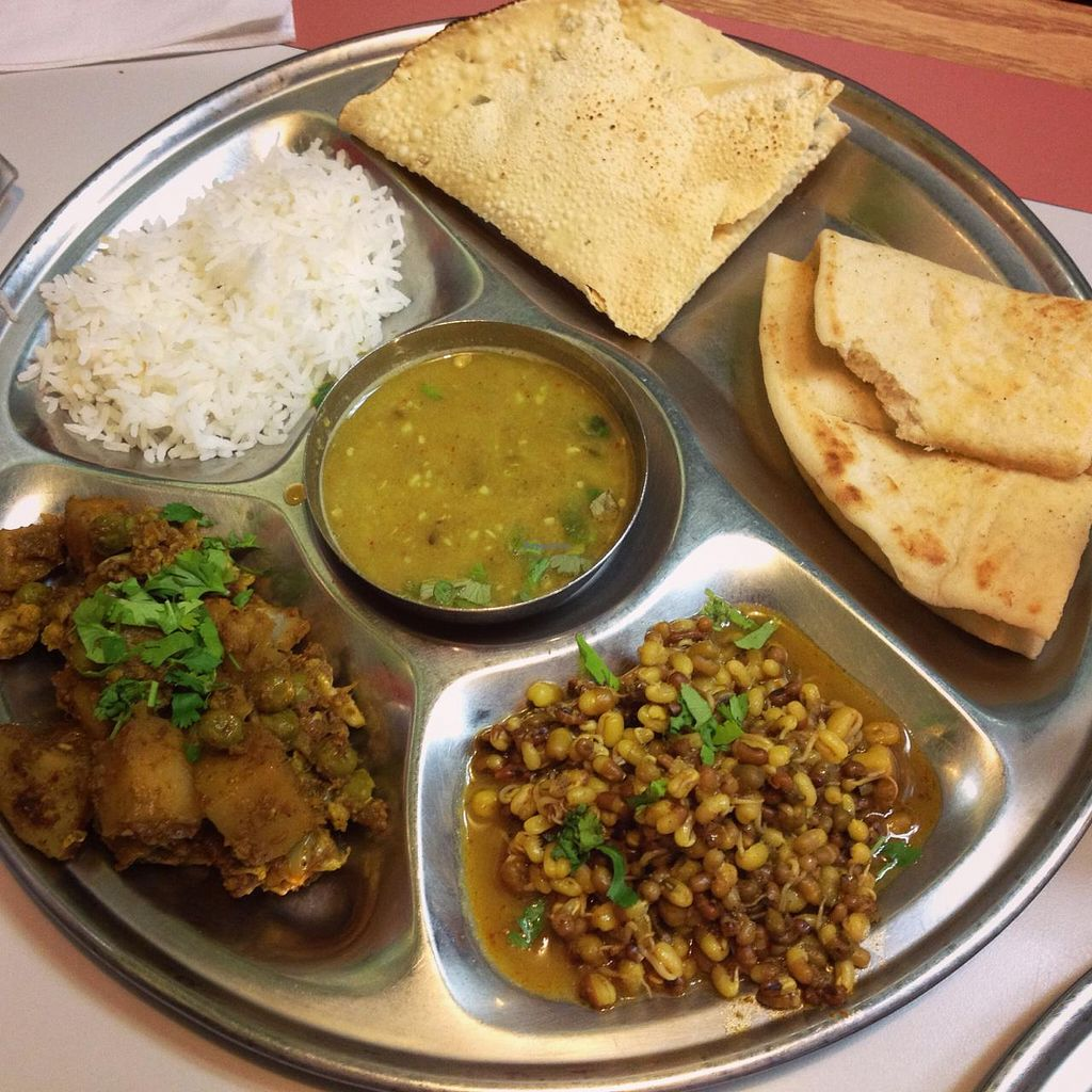 Swad Vegetarian Indian - Greenville South Carolina