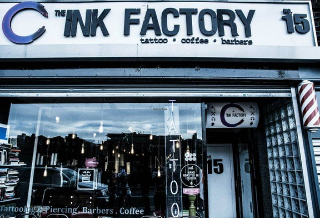 The Ink Factory Dublin Other Happycow