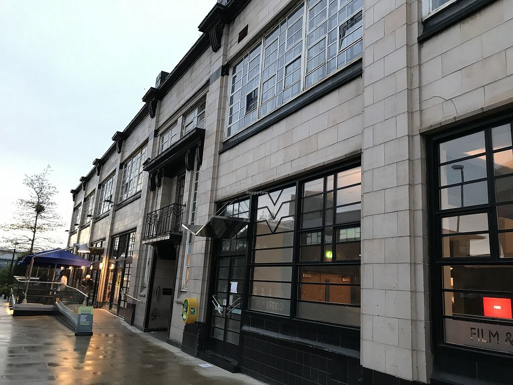 Showroom Cinema Cafe - Sheffield Restaurant - HappyCow
