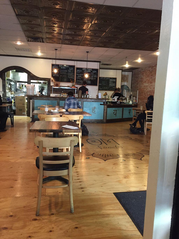 Om Foods Chico California Restaurant