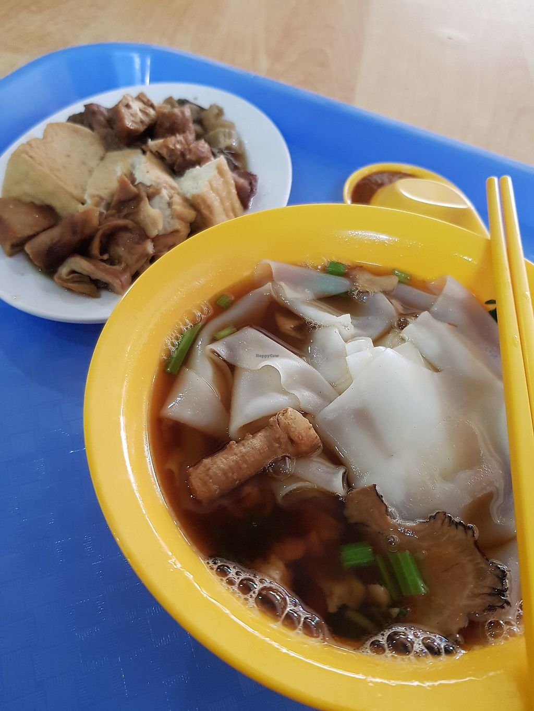 Ming Ri Vegetarian - Northeast Singapore Restaurant - HappyCow