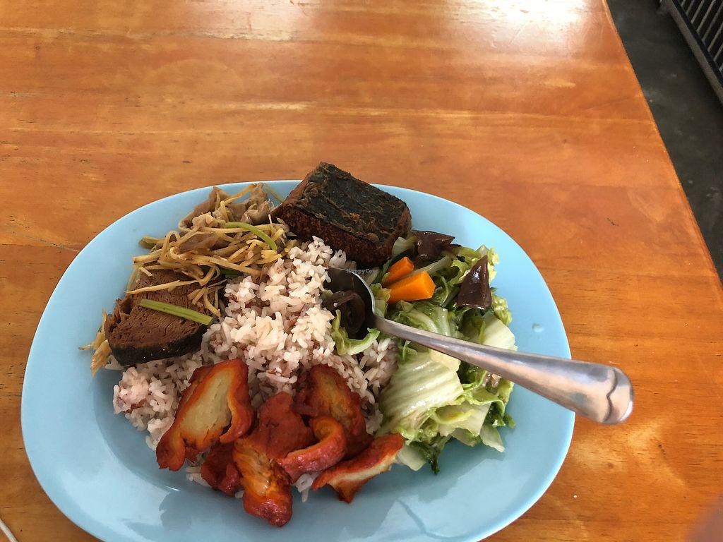 Hongming Vegetarian Food Krabi Restaurant Happycow