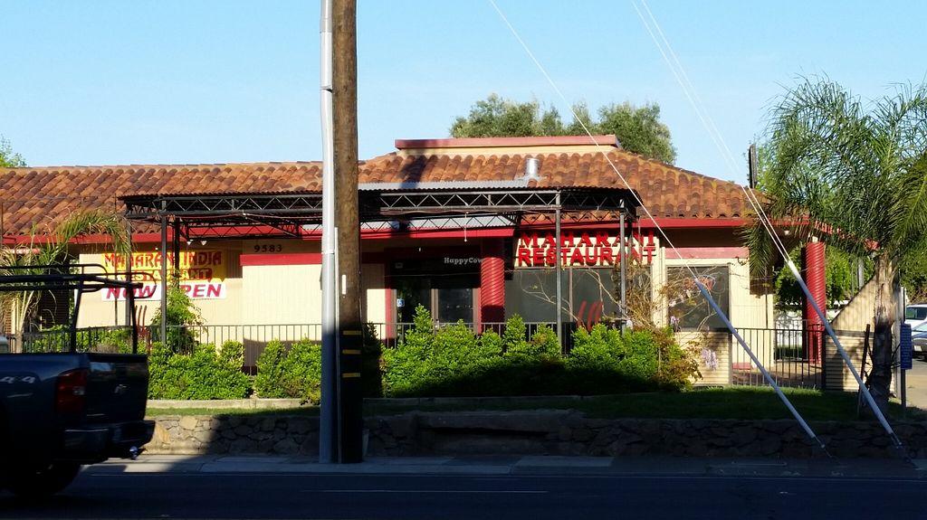 Maharani India Restaurant Elk Grove California Restaurant