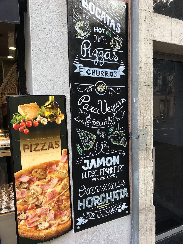Crois-Sants - Barcelona Restaurant - HappyCow