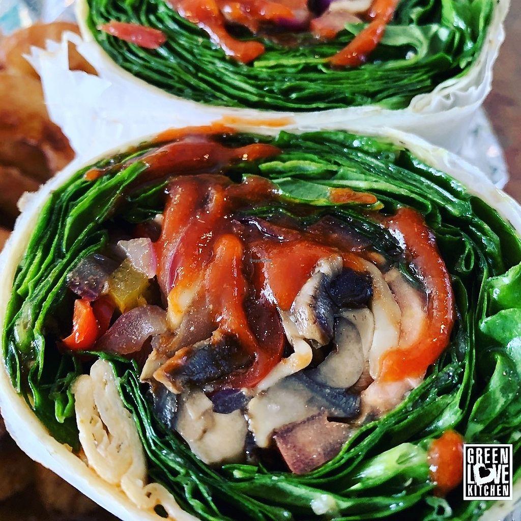 Green Love Kitchen Lithonia Georgia Restaurant Happycow