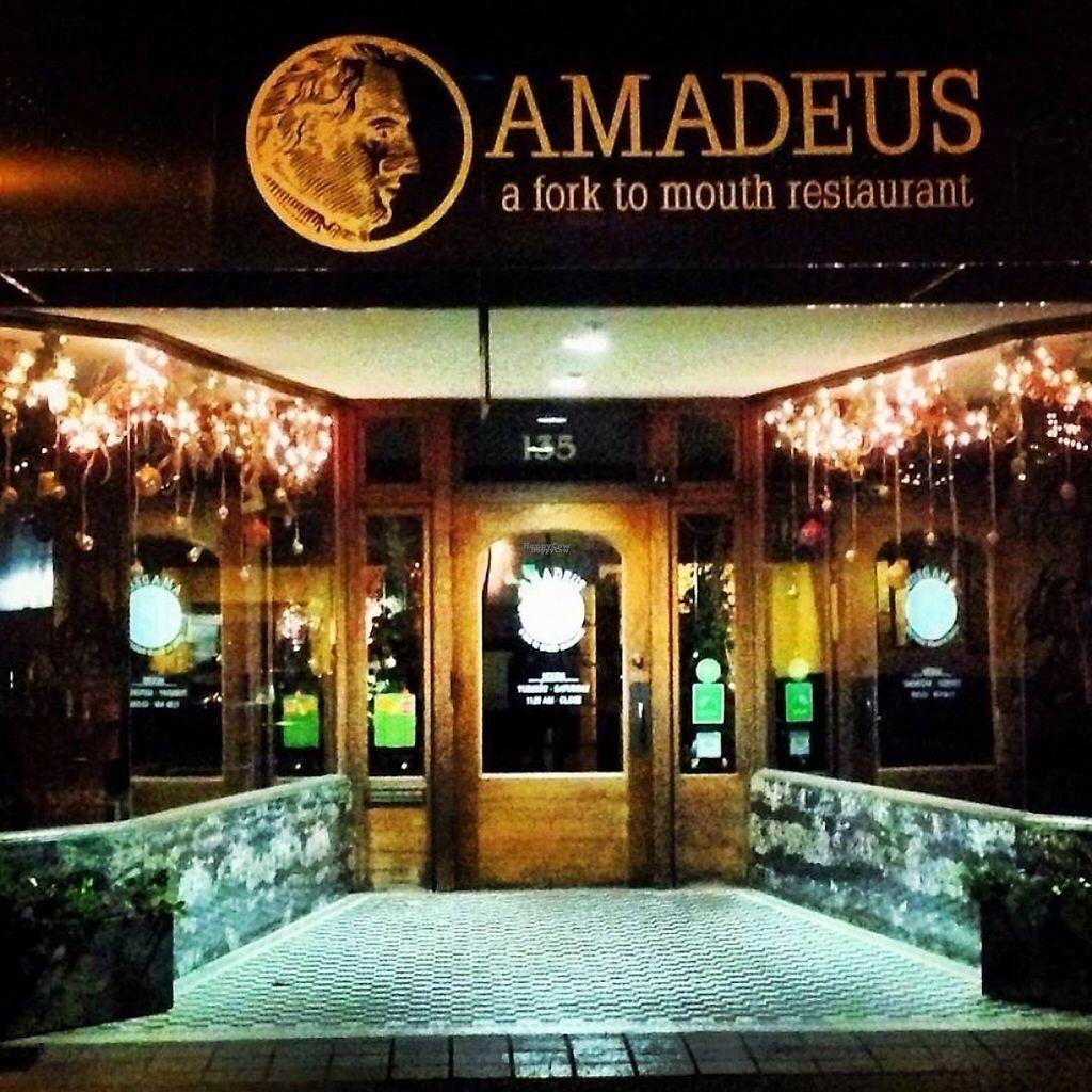 Amadeus Cafe Salem Oregon Restaurant Happycow
