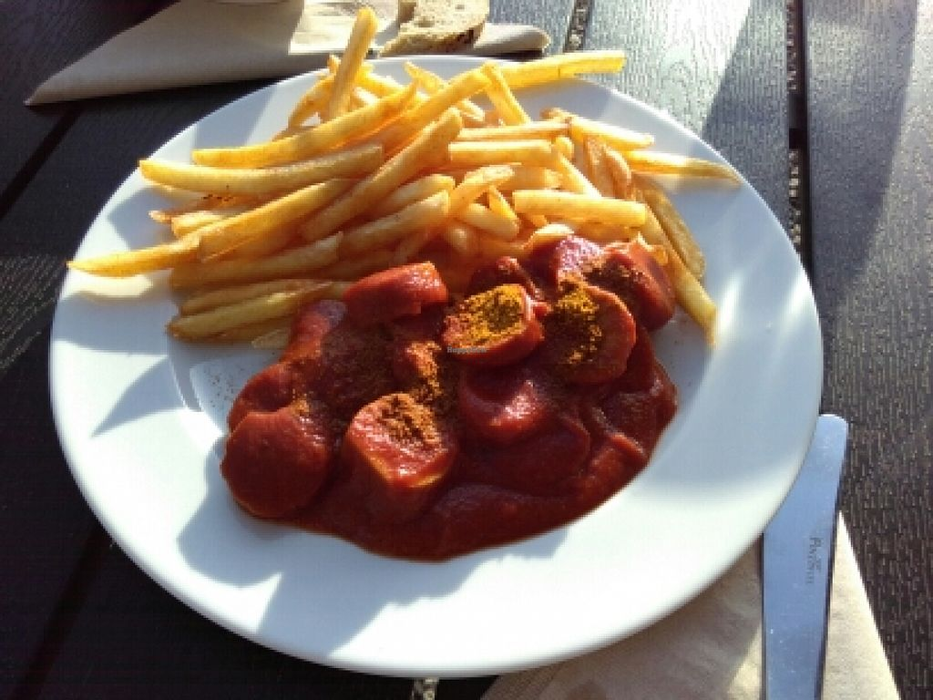 Mc currywurst
