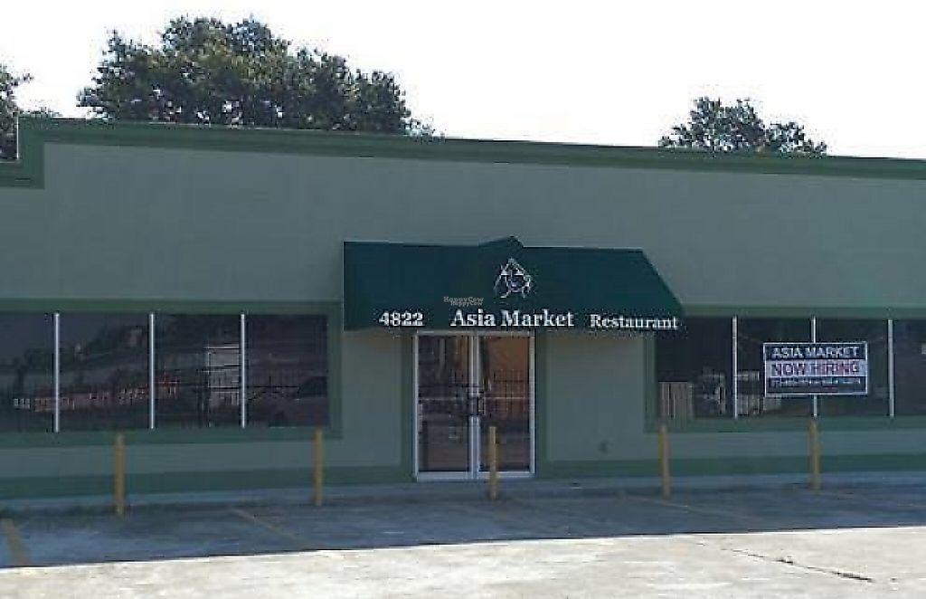 Asia Market Thai Restaurant Houston Texas Restaurant