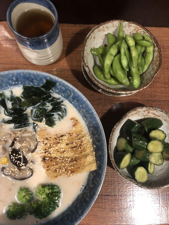 Qiu Dou Ru La Mien Hagi Soymilk Ramen Kaohsiung Restaurant Happycow