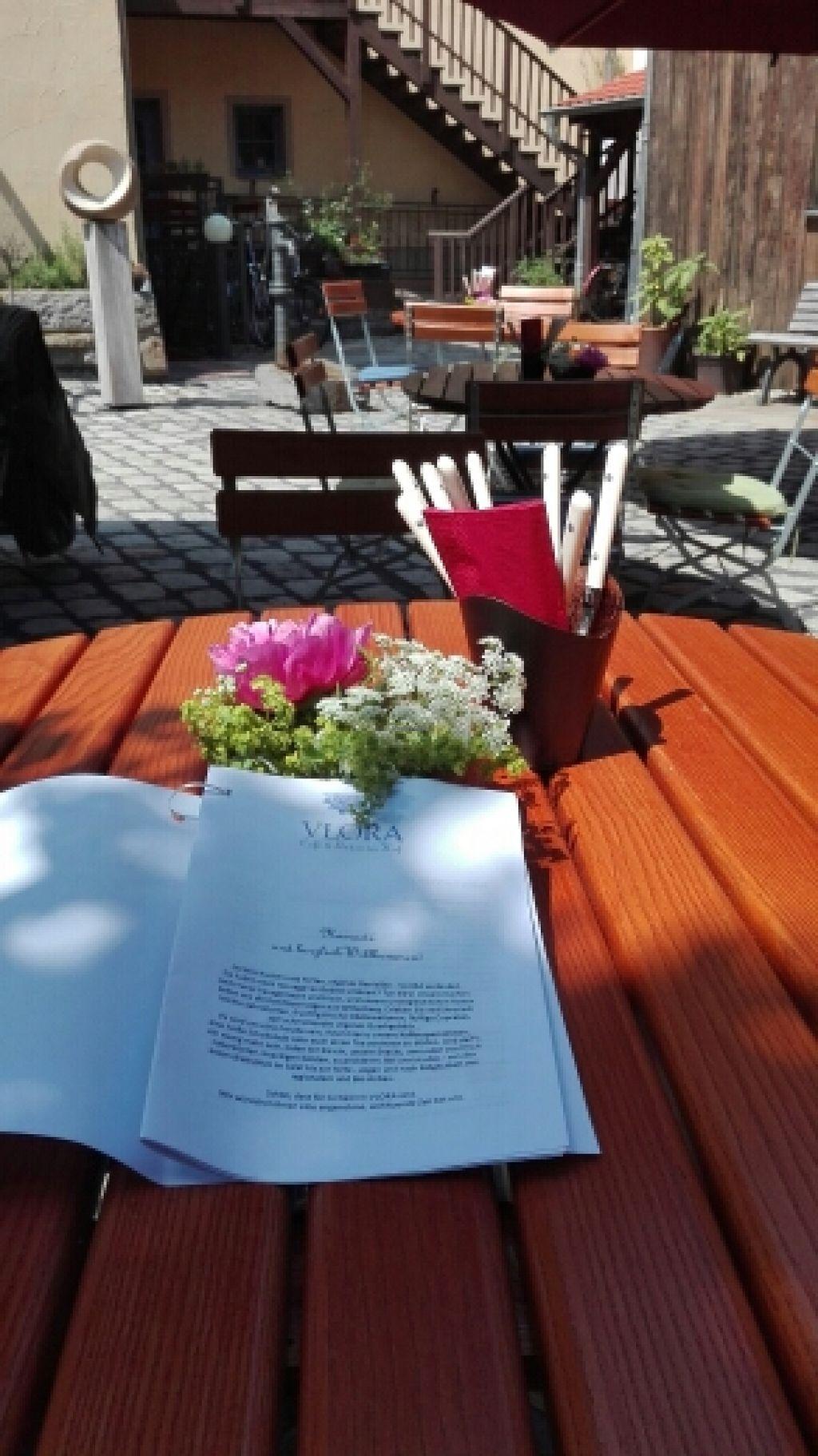 Vlora Cafe Laden Im Hof Lutherstadt Wittenberg Restaurant Happycow