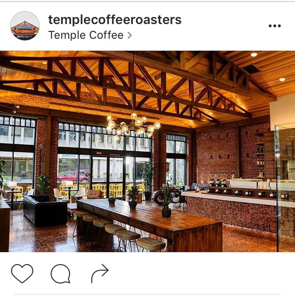 Temple Coffee Roasters - Sacramento California Other - HappyCow