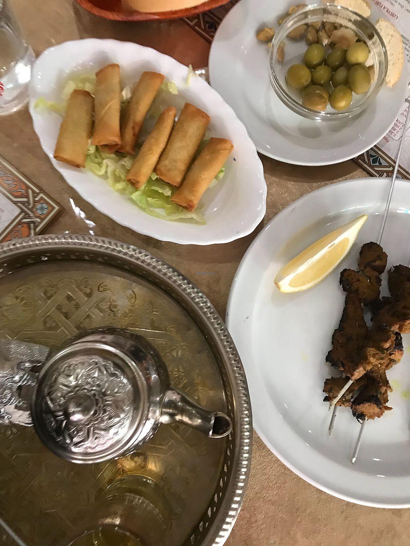 Arabia Restaurante La Linea De La Conception Restaurant Happycow