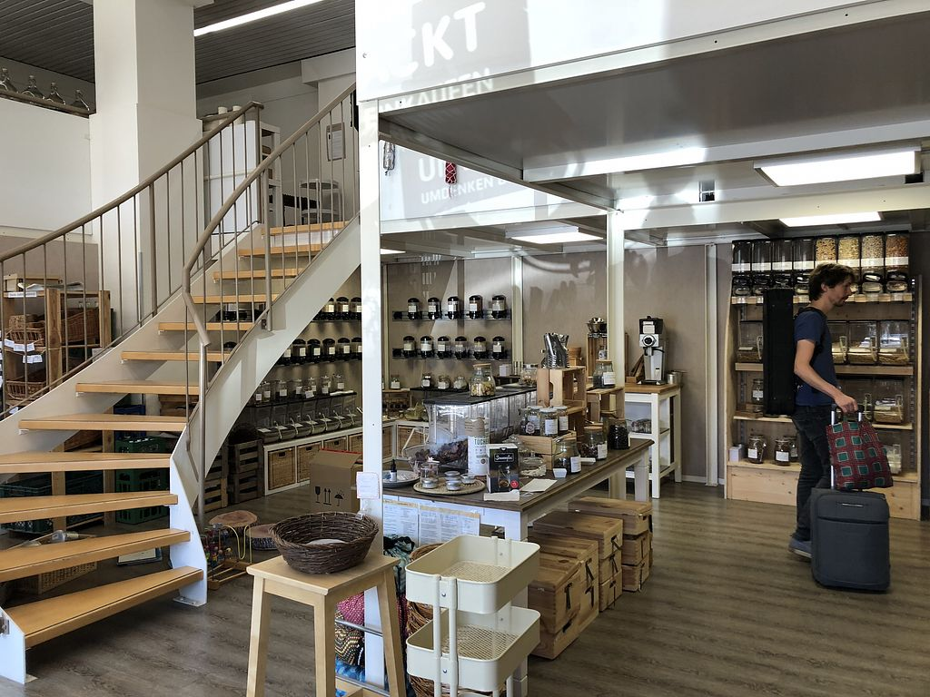 Unverpackt Karlsruhe Health Store Happycow