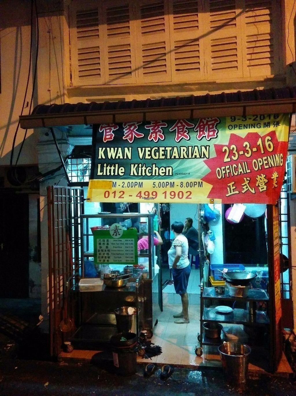 Kwan Vegetarian Little Kitchen