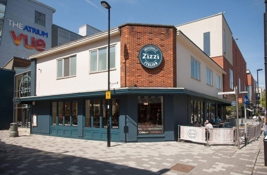 Zizzi Camberley Restaurant Happycow