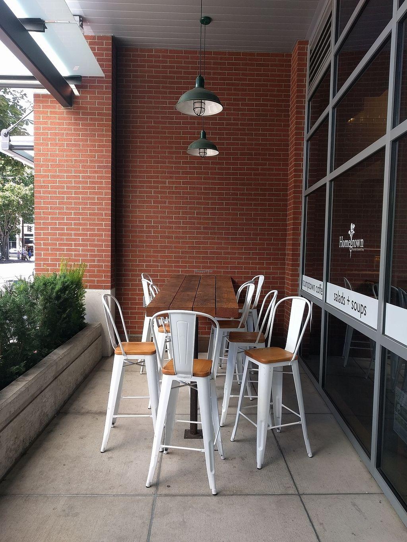 Homegrown - South Lake Union - Seattle Washington Restaurant - HappyCow
