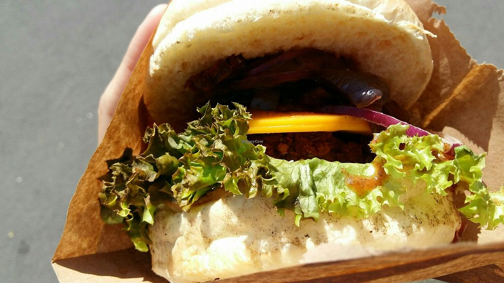 CLOSED: Vegan Kiosk - Bratislava Restaurant - HappyCow