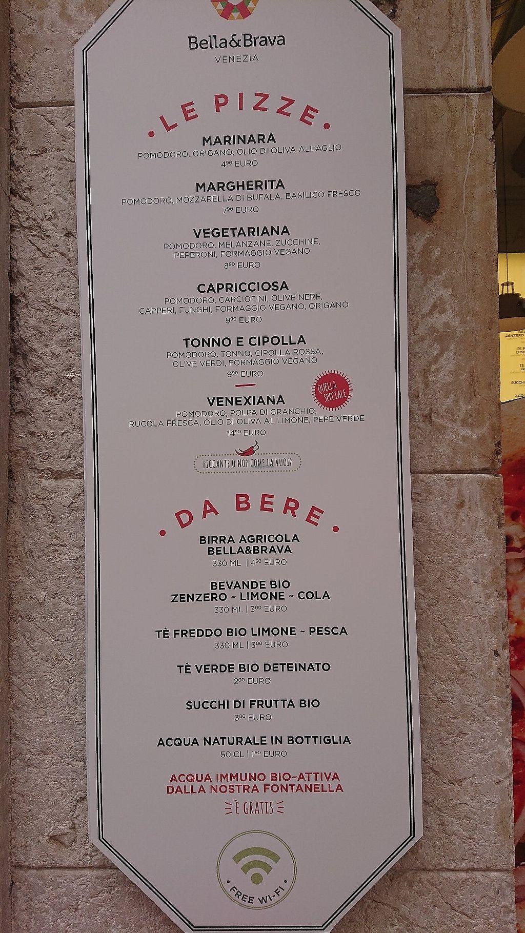 Bella Brava Venice Restaurant Happycow