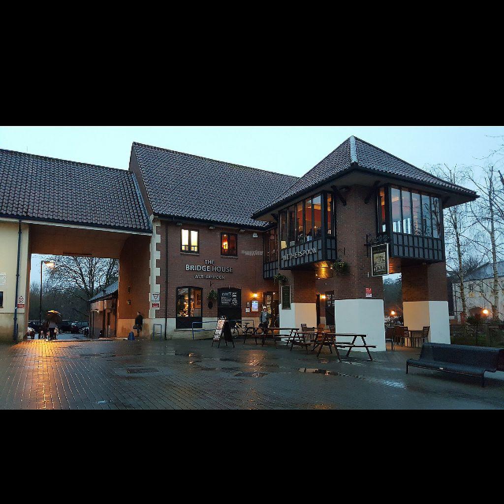 The Bridge House Chippenham Restaurant Happycow