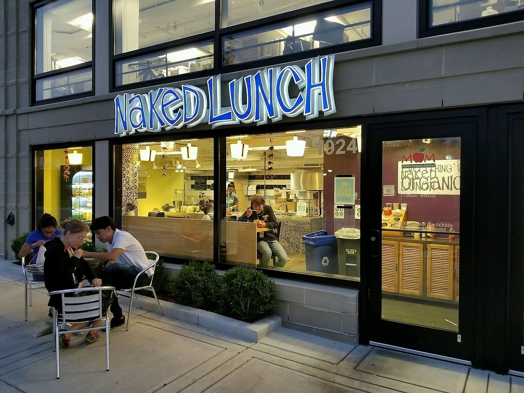 Naked Lunch - Merrifield Virginia Restaurant - HappyCow