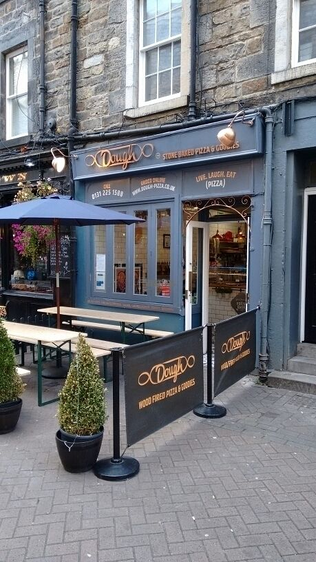 Dough Pizzeria Edinburgh Restaurant Happycow