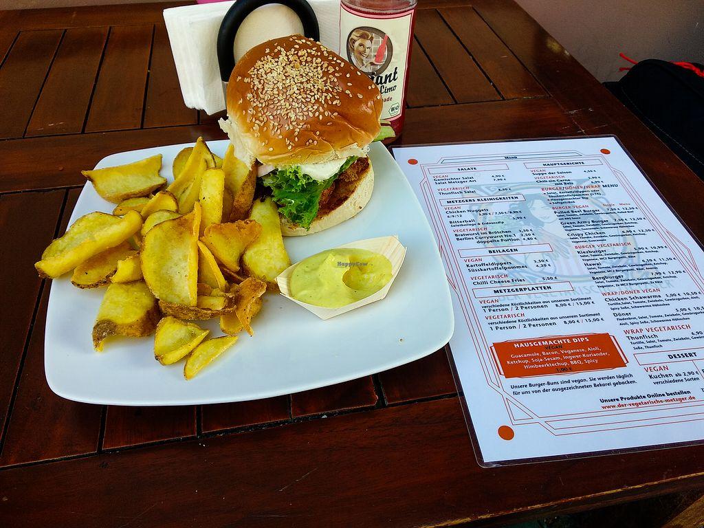 Closed Der Vegetarische Metzger Berlin Restaurant Happycow