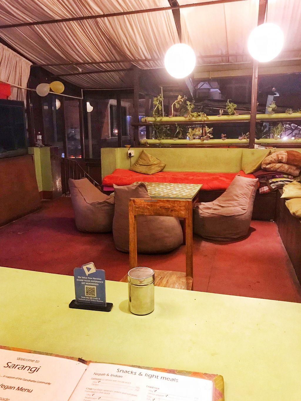 Sarangi Vegetarian Restaurant - Kathmandu Restaurant - HappyCow