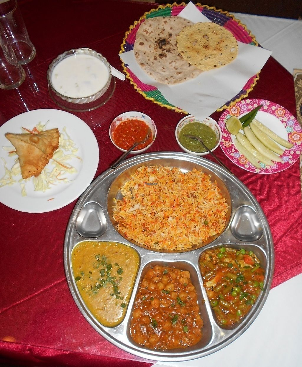 Dubai Indian and Arabic Restaurant - Pattaya Restaurant - HappyCow