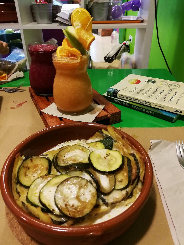 delicias y namaste fuerteventura canary islands restaurant happycow rh happycow net