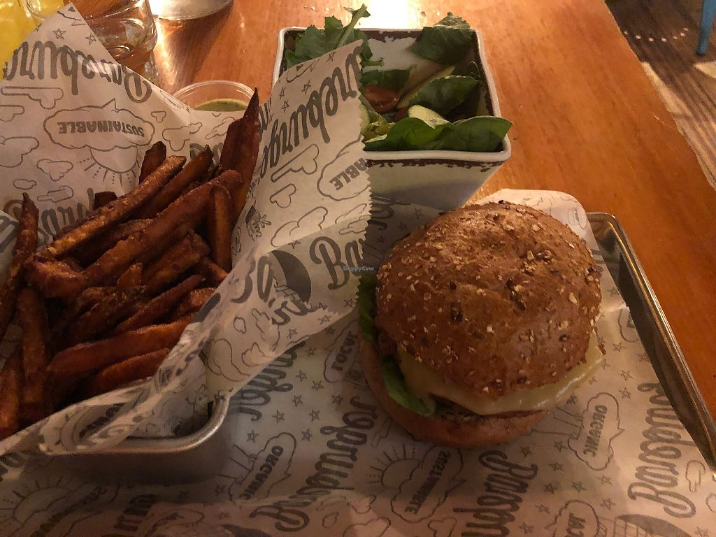 Bareburger Hell S Kitchen New York City New York