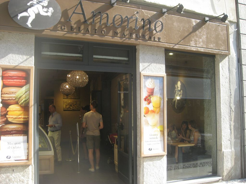 Fiori Chiari 9.Amorino Brera Milan Ice Cream Happycow