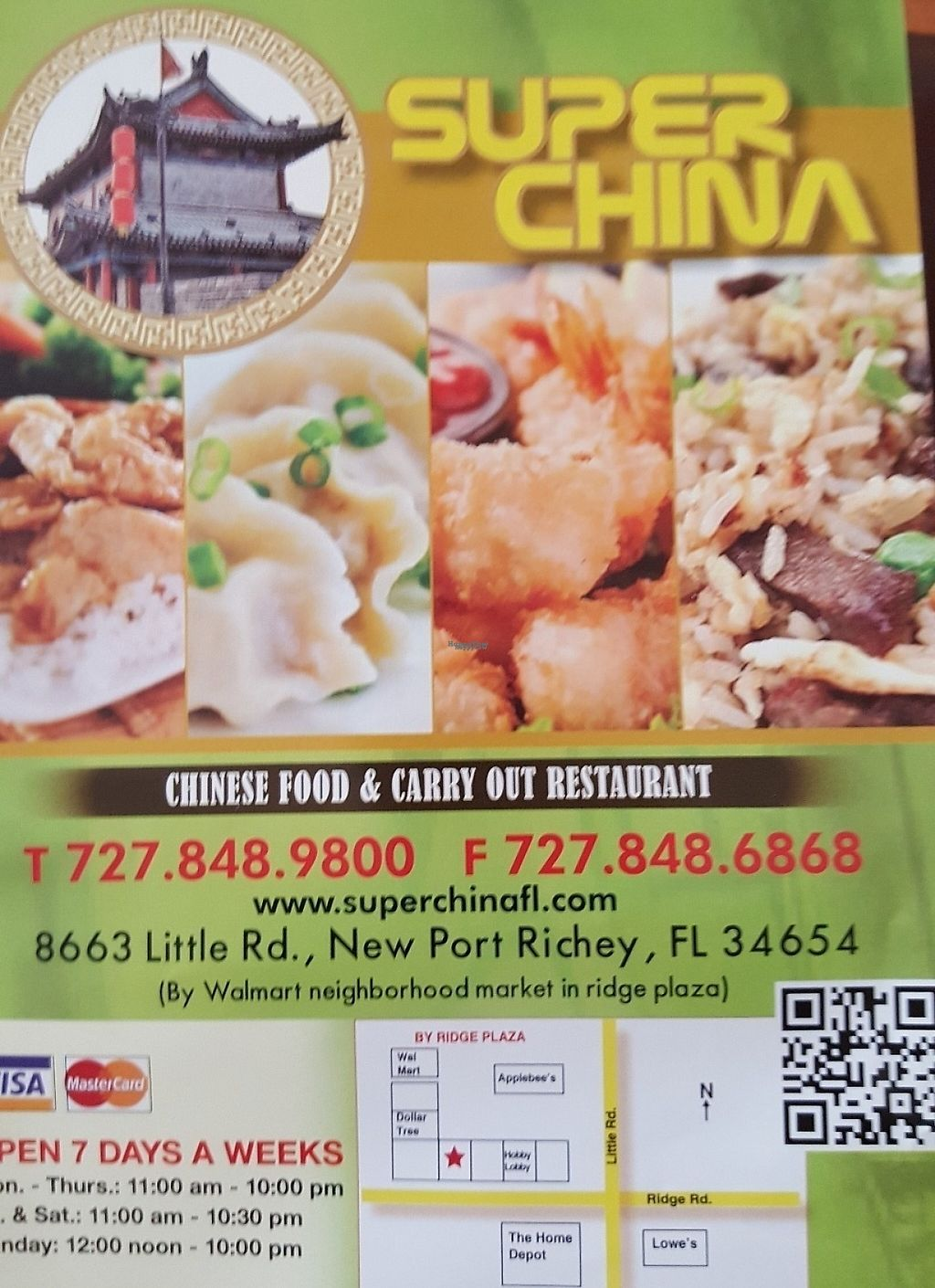 China In New Port Richey Menu Contact Info Place Is Ping Center With Hobby Lobby Hsn Outlet