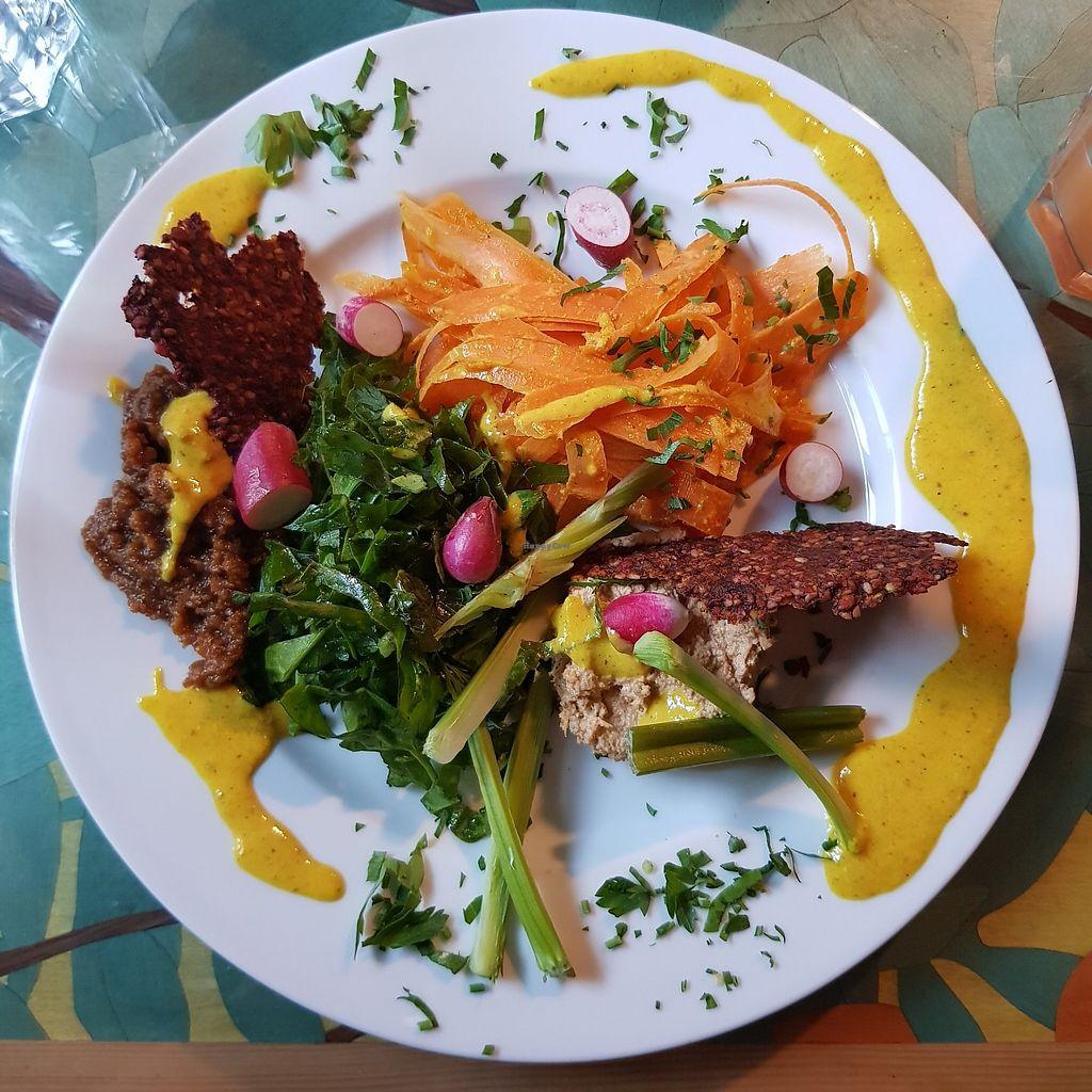 Cafe Vert Lyon Restaurant Happycow