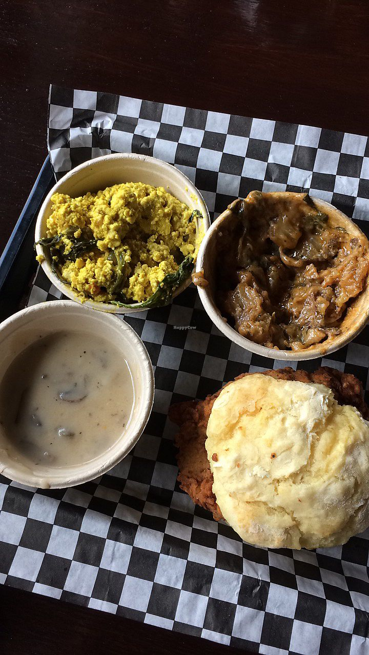 The Southern V - Nashville Tennessee Restaurant - HappyCow