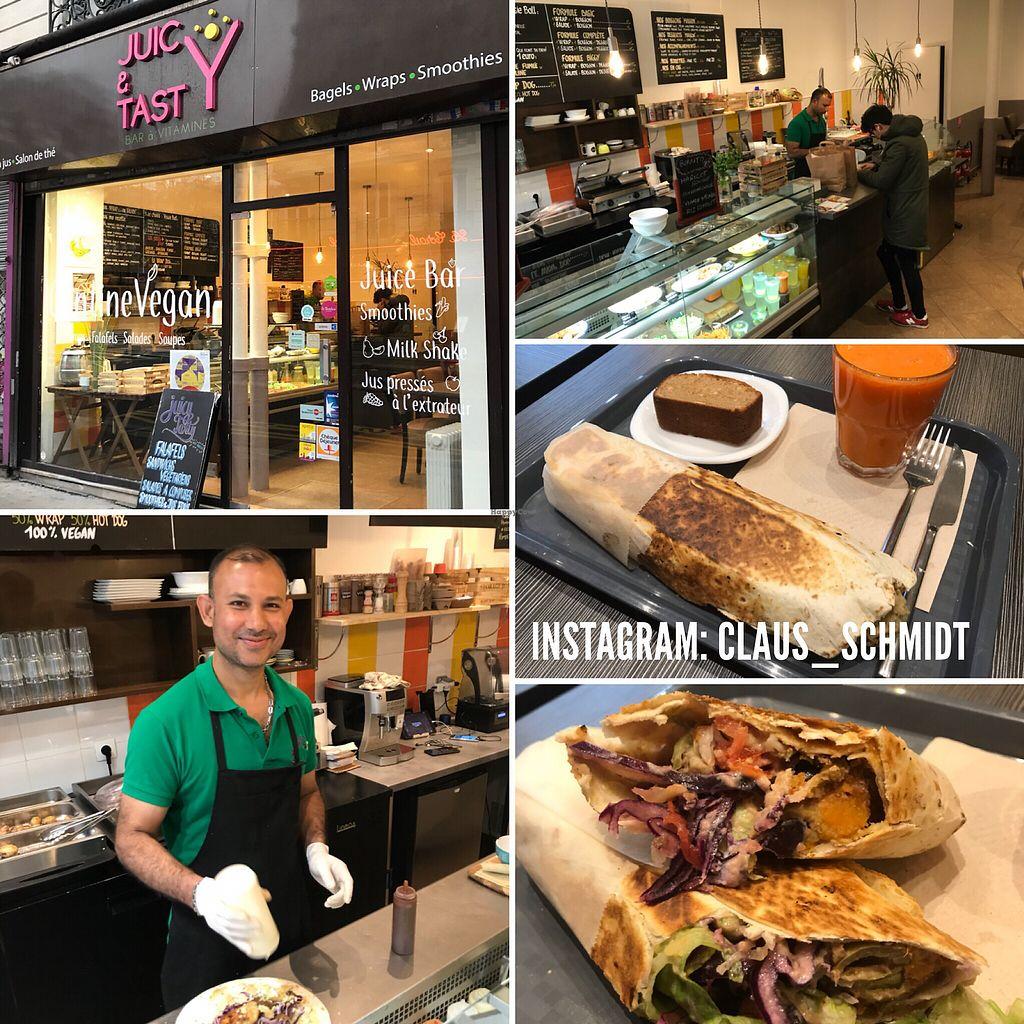 Cuisine Schmidt Marseille 13009 veggie tasty - paris restaurant - happycow