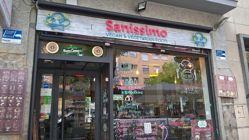 Sanissimo Principe Pio Madrid Restaurant Happycow