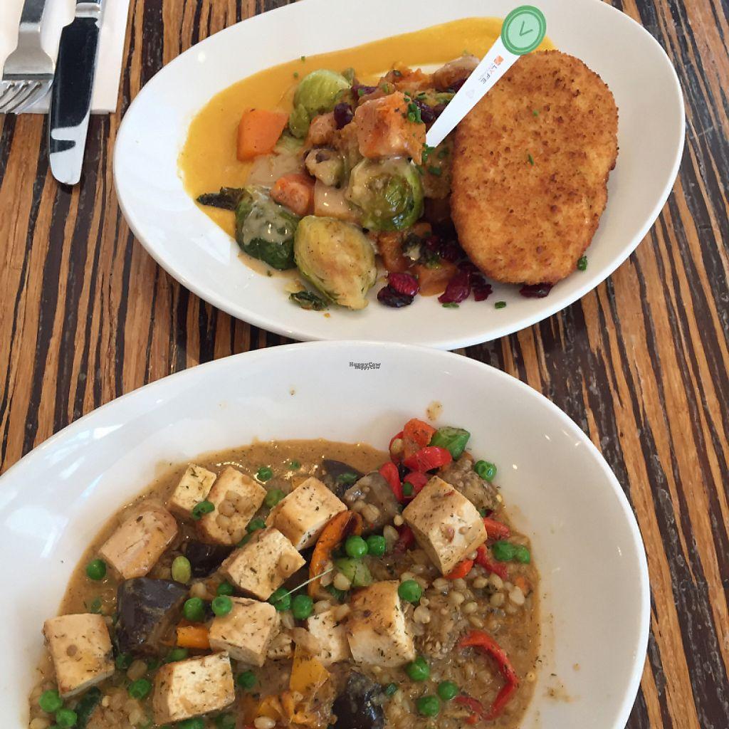 Lyfe Kitchen Gold Coast Chicago Illinois Restaurant Happycow