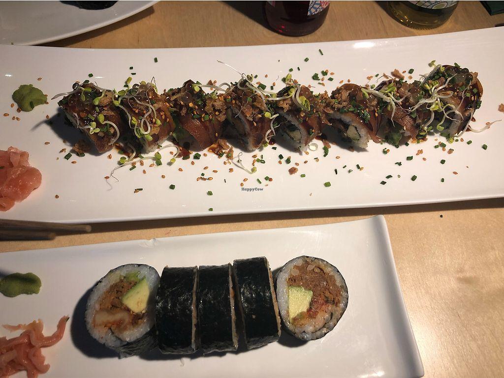 caf2558a8dd MakiMaki Sushi Green - Cologne Restaurant - HappyCow