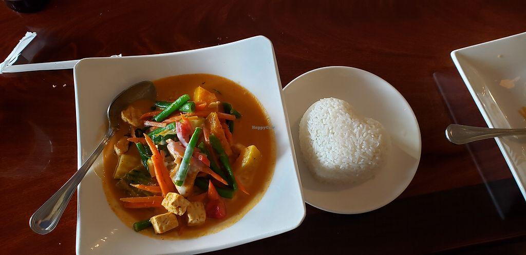 Calistoga Thai Kitchen Calistoga California Restaurant Happycow