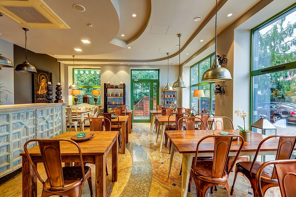 Buddha Indian Restaurant Warsaw Restaurant Happycow
