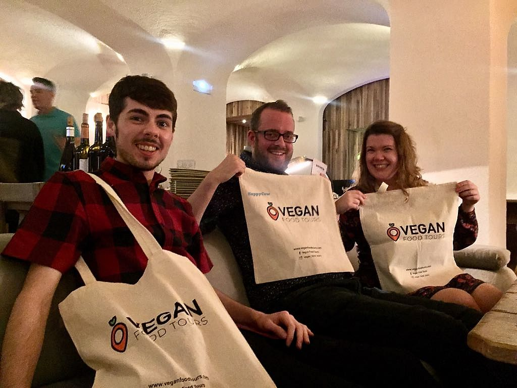 7e222a34 Happy Clients! at Vegan Food Tours in Barcelona