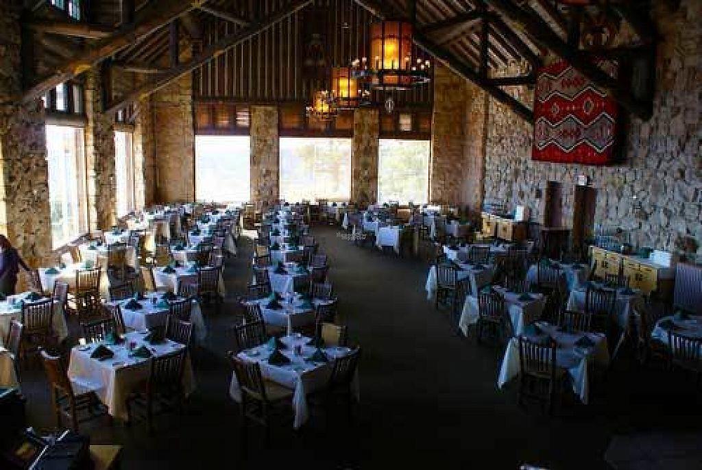 Grand Canyon Lodge Dining Room North Rim Arizona