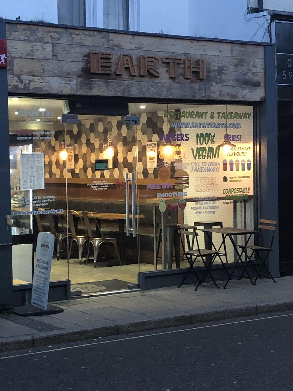 Earth Restaurant Takeaway Petersfield Restaurant Happycow